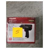 """Husky 1/2"""" Impact Wrench 650 Ft-Lbs not used"""