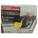 Everbilt Commercial Pumps 0.25 HP Pre-Plumbed Sink Tray System Sump Pump THD1035 in good condition