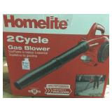 Homelite 150 MPH 400 CFM 2-Cycle Handheld Gas Leaf Blower in good condition