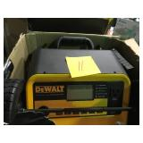 DEWALT 70 Amp Wheel Charger with 200 Amp Engine Start in good condition