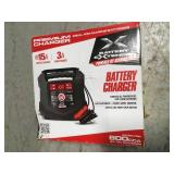 Schumacher Battery Extender 6-Volt or 12-Volt, 15 Amp Battery Charger/Maintainer in good condition