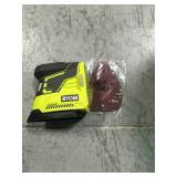 RYOBI 18-Volt ONE+ Corner Cat Finish Sander (Tool Only) in good condition