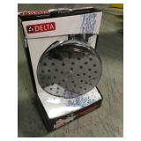 Delta 1-Spray 7-1/2 in. Fixed Shower Head in Chrome in good condition