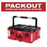 MILWAUKEE PACKOUT™ Large Tool Box in good condition