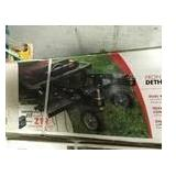 Brinly-Hardy 48 in. Front Mount Dethatcher for ZTR Mowers in good conditions