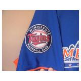 Minnesota Twins Glen Perkins Official Blue Authentic Men