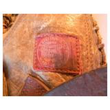 Antique Spalding Leather Catcher