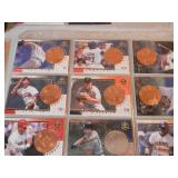 TOPPS 1991 SPECIAL STADIUM SET - NEW IN BOX! & COLLECTION OF PINNACLE MINT COINS & CARD COLLECTION! - NICE SET! - SEE PICTURES!