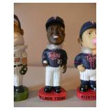 MINNESOTA TWINS BRAD RADKE, DOUG MIENTKIEWICZ & DELMON YOUNG BOBBLEHEADS - NICE COLLECTION! - NEW IN BOX! - SEE PICTURES!
