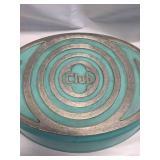 Vintage Club Robins Egg Aluminum Dishware