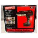 Craftsman Powder Coating System