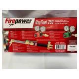 Firepower Oxyfuel 250 Oxy-Acetylene Welding Torch Kit