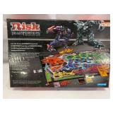 New Sealed Transformers Risk Game