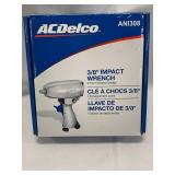 "Brand New AC Delco 3/8"" Air Impact Wrench"