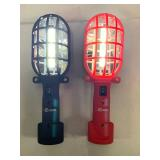 Lot of 2 Brand NEW COB Utility Lights (batteries included)