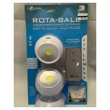 Roto-Ball Remote Controlled Magnetic Lights