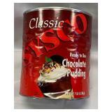 7lbs of Chocolate Pudding (whole lot o