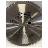 "Lot of 3 Carbide Tipped 10"" Blades"