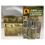 Camo Lantern & Wireless Light Switch (batteries included)
