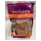 2.5 Pounds Duck Jerky Dog Treats $24.95 at Costco