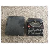 Vintage Remington Portable Typewritter