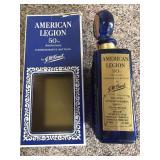 American Legion 50th Anniversary Bottle 1969
