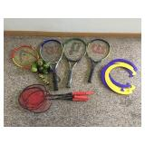 Tennis Rackets & More