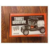 Ertl Trust Worthy1918 Ford Barrel Bank