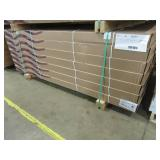 "Shaw Coffee Bean 3/4"" Thick x 3-1/4"" Wide x Random Length Solid Hardwood Flooring (27 sq. ft. / case) - 28 Cases"