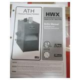 Advanced Thermal Hydronics 70,000 BTU HWX Series Residential Gas Boiler - Natural Gas, HWX-70-SPRK-N - NEW IN CRATE