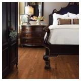 "Saddle 3/4"" Thick x 3-1/4"" Wide x Random Length Solid Hardwood Flooring (27 sq. ft. / case) - 28 Cases"