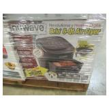 WHOLESALE MIXED PALLET OF RETURNS - SMALL APPLIANCES, TOOLS, LIGHTING AND MORE!