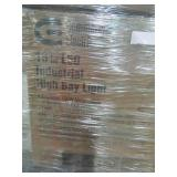 WHOLESALE MIXED PALLET OF RETURNS - SUMP PUMPS, TOOLS, LIGHTING AND MORE!