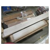 Wholesale Pallet of Mixed Wood And/Or Vinyl Flooring