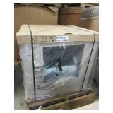Champion Cooler 4600 CFM Side-Draft Wall/Roof Evaporative Cooler for 1700 sq. ft. (Motor Not Included), 4001SD - New in Box