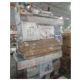 WHOLESALE MIXED PALLET OF RETURNS - SMALL HOUSEWARES, LIGHTING AND MORE!