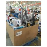 WHOLESALE MIXED PALLET OF RETURNS - VACUUMS!