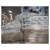 WHOLESALE MIXED PALLET OF RETURNS - SMALL HOUSEWARES, BATHROOM FIXTURES, LIGHTING AND MORE!