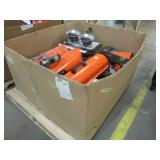 WHOLESALE MIXED PALLET OF RETURNS - CANNON & LP TANK TOP HEATERS!
