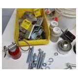 Misc Bolts, Shop Supplies, Hydraulic Fittings