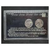 Susan B. Anthony Dollar Collection from 1996