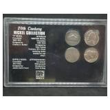 20th Century Nickel Collection