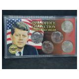 Oval Office Collection Kennedy Half Dollar