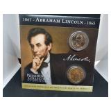 Abraham Lincoln Presidential Coin Collection and Coin