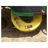 John Deere Riding Mower