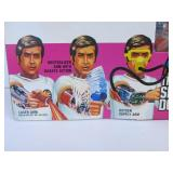"NOS Vintage SIX MILLION DOLLAR MAN ""Critical Assignment Arms"" Action Figure Accessory"