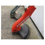 "2 Black & Decker 12"" Electric Weed ..."