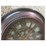 "24"" Wall Clock Tested and Works  EC..."