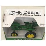 """J.D """"L"""" Tractor"""
