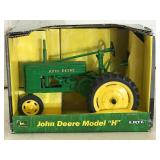 """J.D. """"H"""" Tractor"""